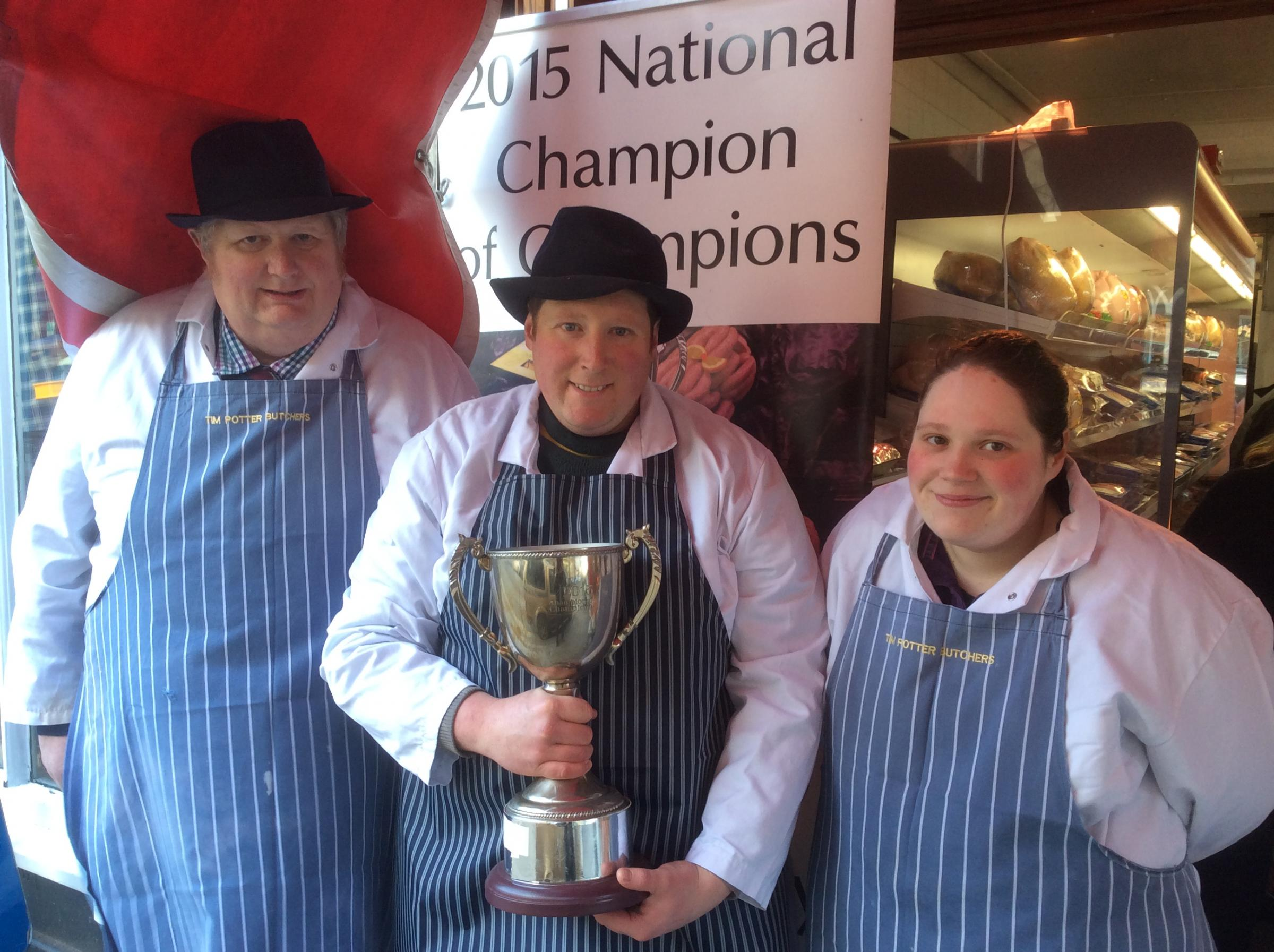 MEET THE CHEF: A quality family butchers in Wellington which
