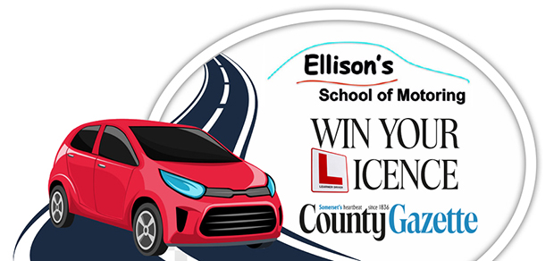 Somerset County Gazette: Win your driving licence with the County Gazette and Ellisons School of Motoring