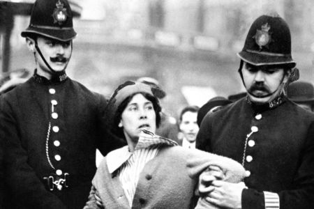 STRUGGLE: This year marks 100 since some women were allowed the right to vote
