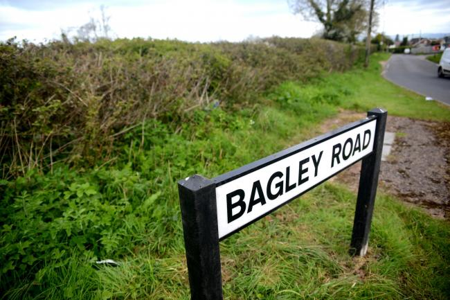 REFUSED: The application for land off Bagley Road was refused in April