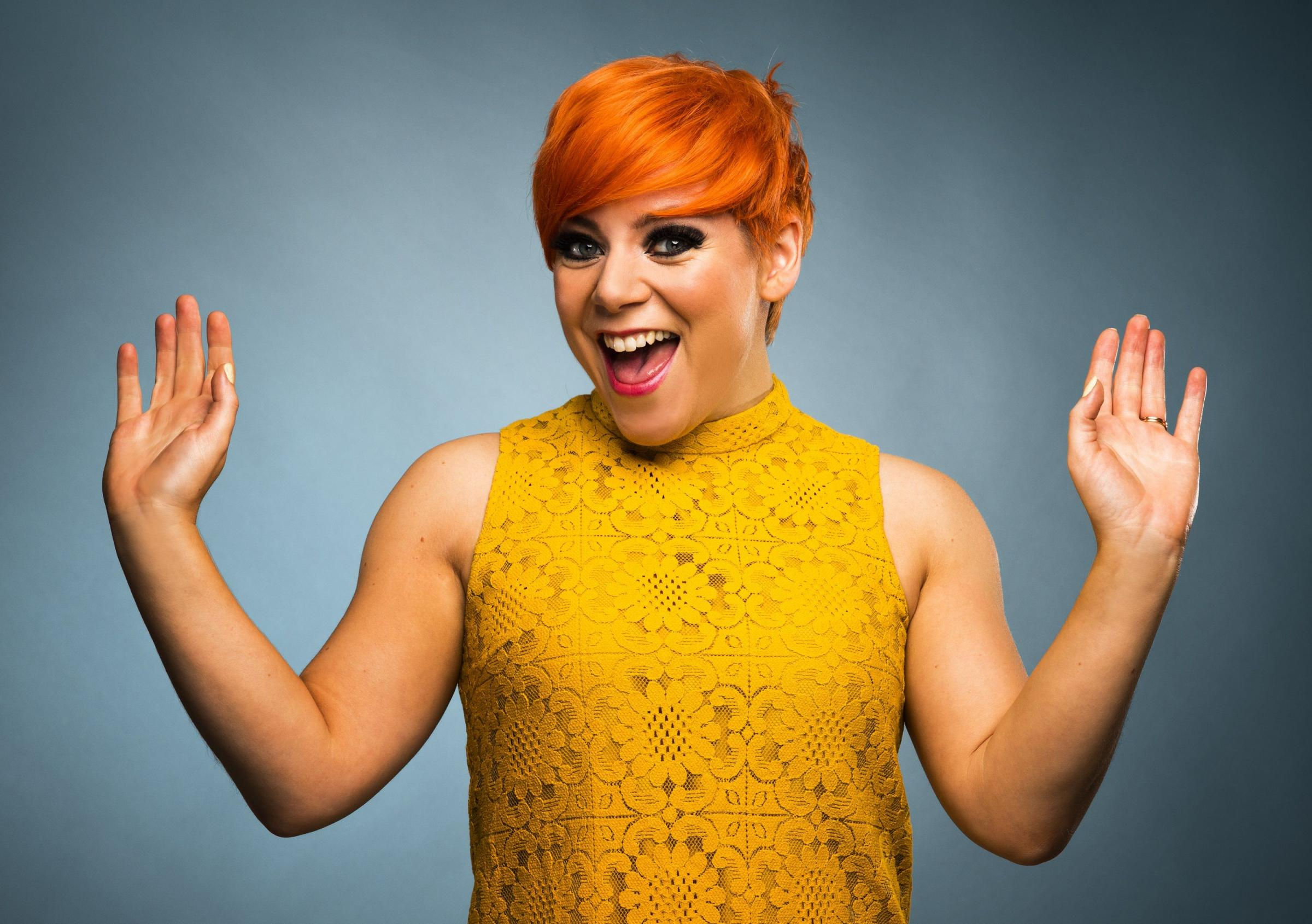 BIG INTERVIEW: Victoria Jones will creates shades of the 60s as Cilla Black at the McMillan Theatre in Bridgwater