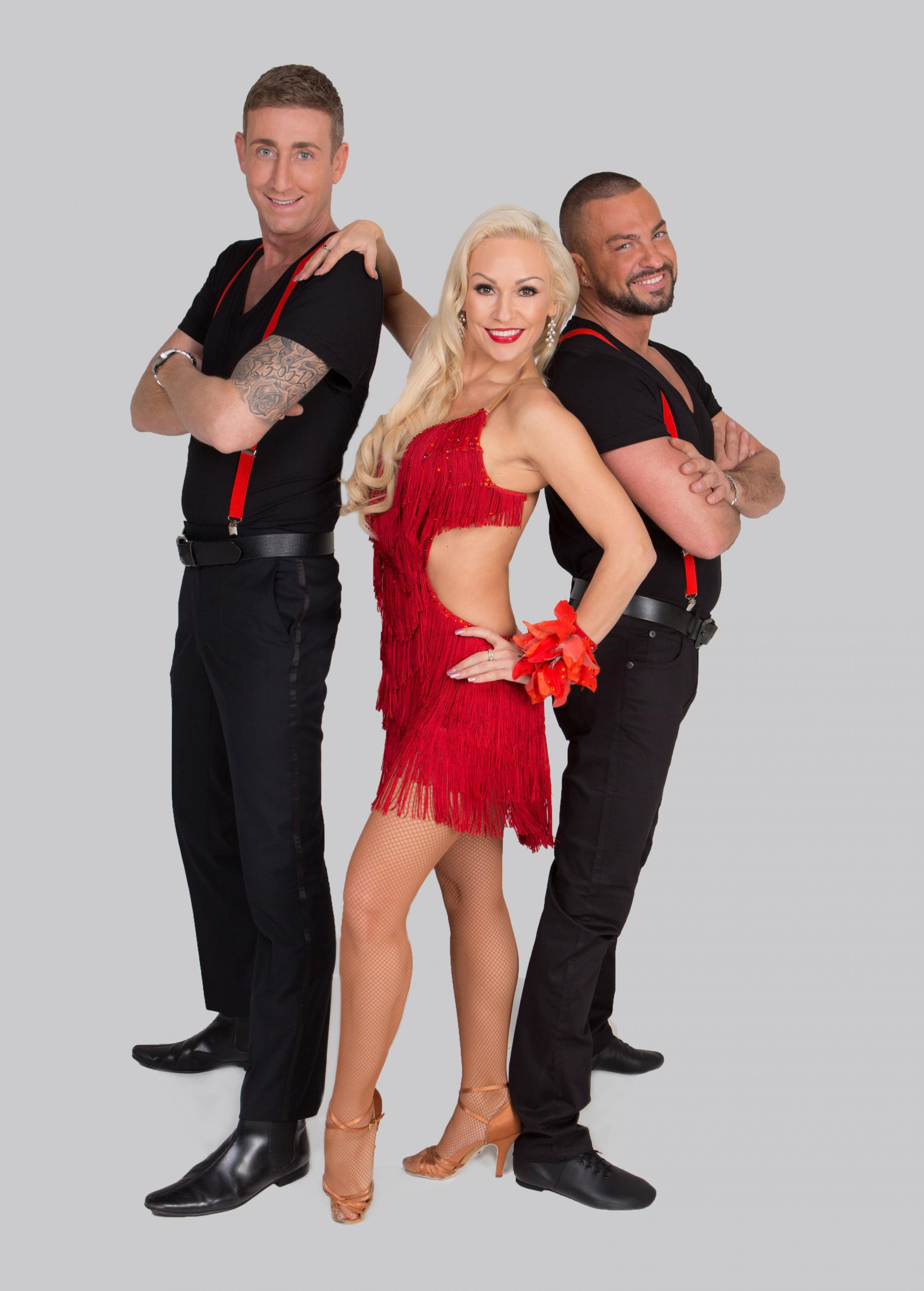 Former Strictly Come Dancing star Kristina Rihanoff set to 'Dance to the Music' in Somerset