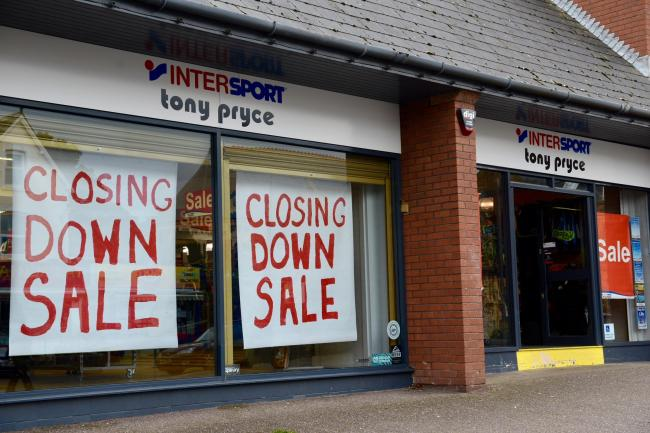 Image result for sshops closed down yeovil