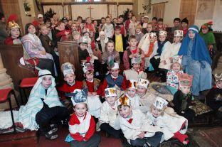 Langford Budville Primary School Nativity