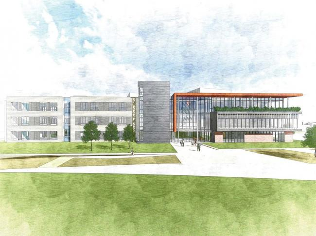 SURGICAL CENTRE: Image of how the Musgrove development could look