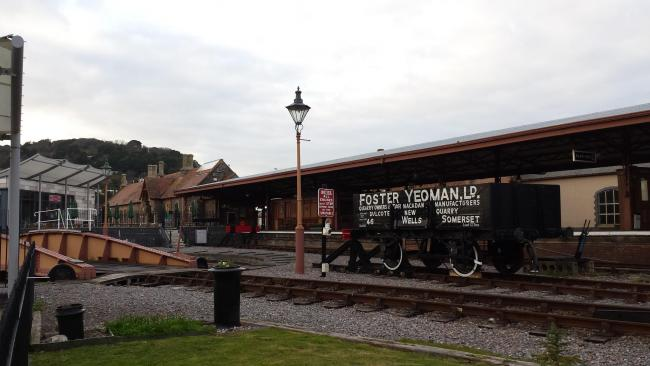 AMBITIONS: West Somerset Railway organisers are planning for the future