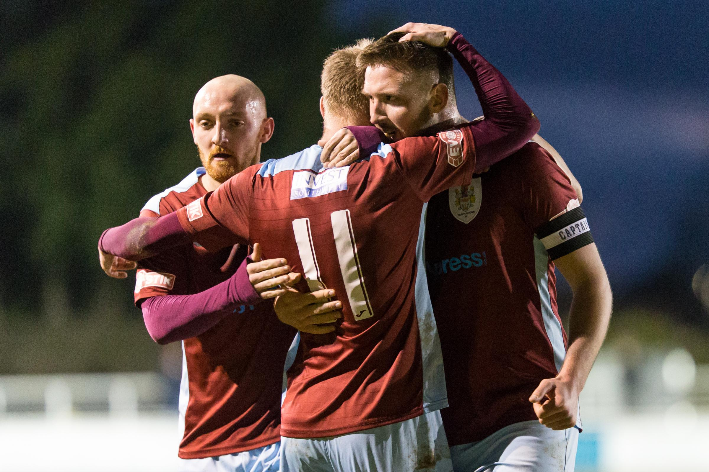 Bet Victor Southern League LIVE: Taunton Town v Truro City