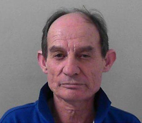 JAILED: Patrick Keniry, 59, was jailed for three years at Taunton Crown Court in October last year