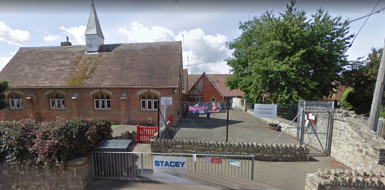 CHANGES: Stoke St Gregory Primary School