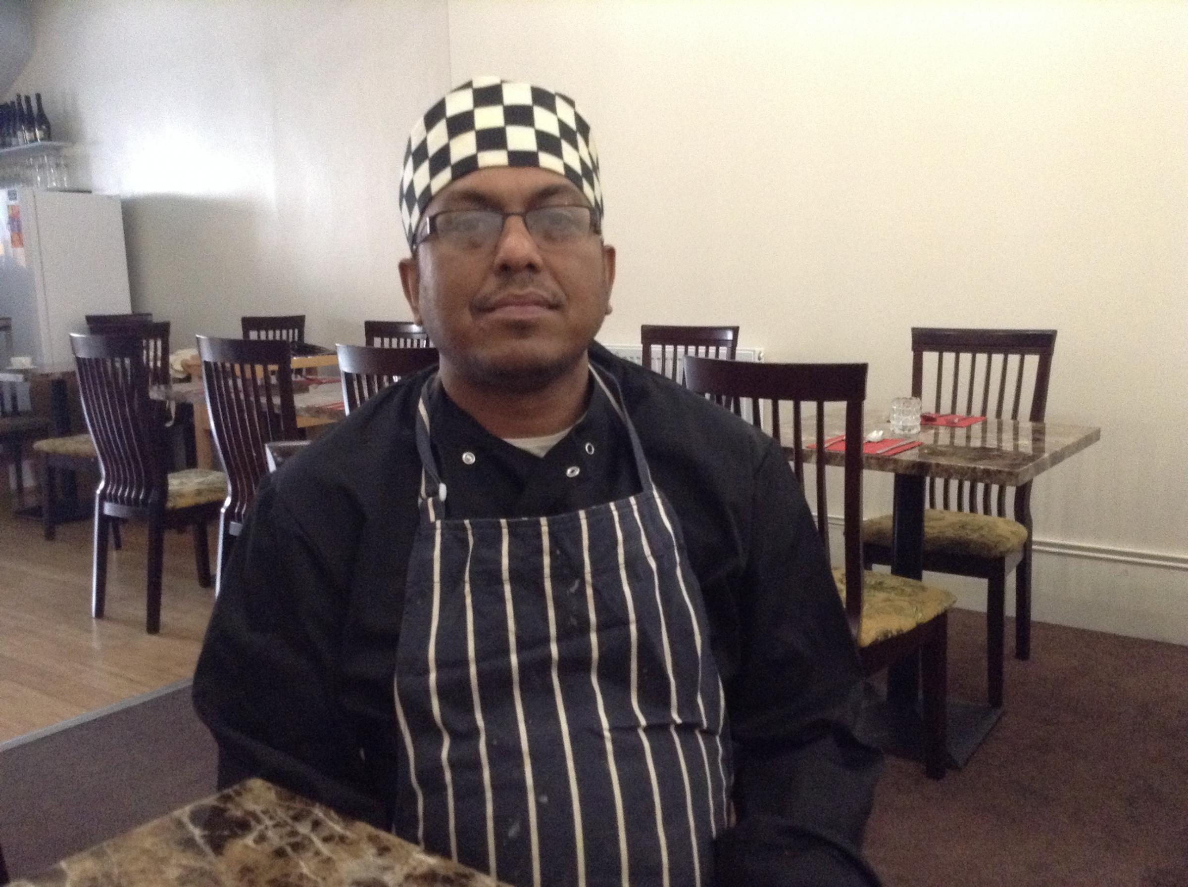 Meet the Chef at the Armida Indian Restaurant and Buffet