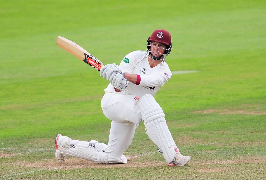 OUT OF ACTION: Marcus Trescothick