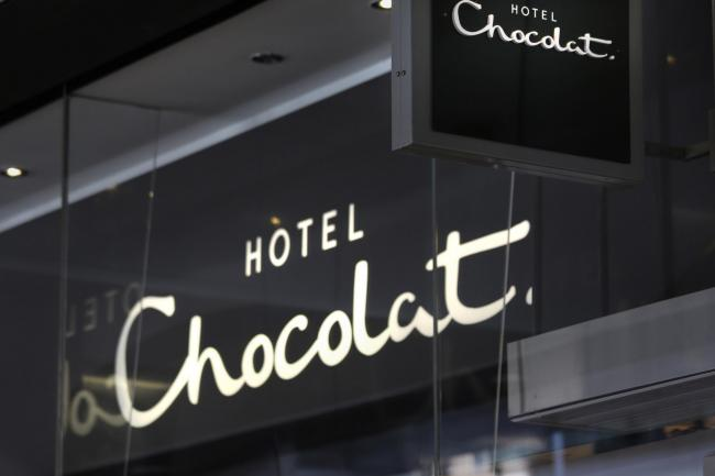 Hotel Chocolat to create 200 jobs after 'surge' in online demand (Archive photo)