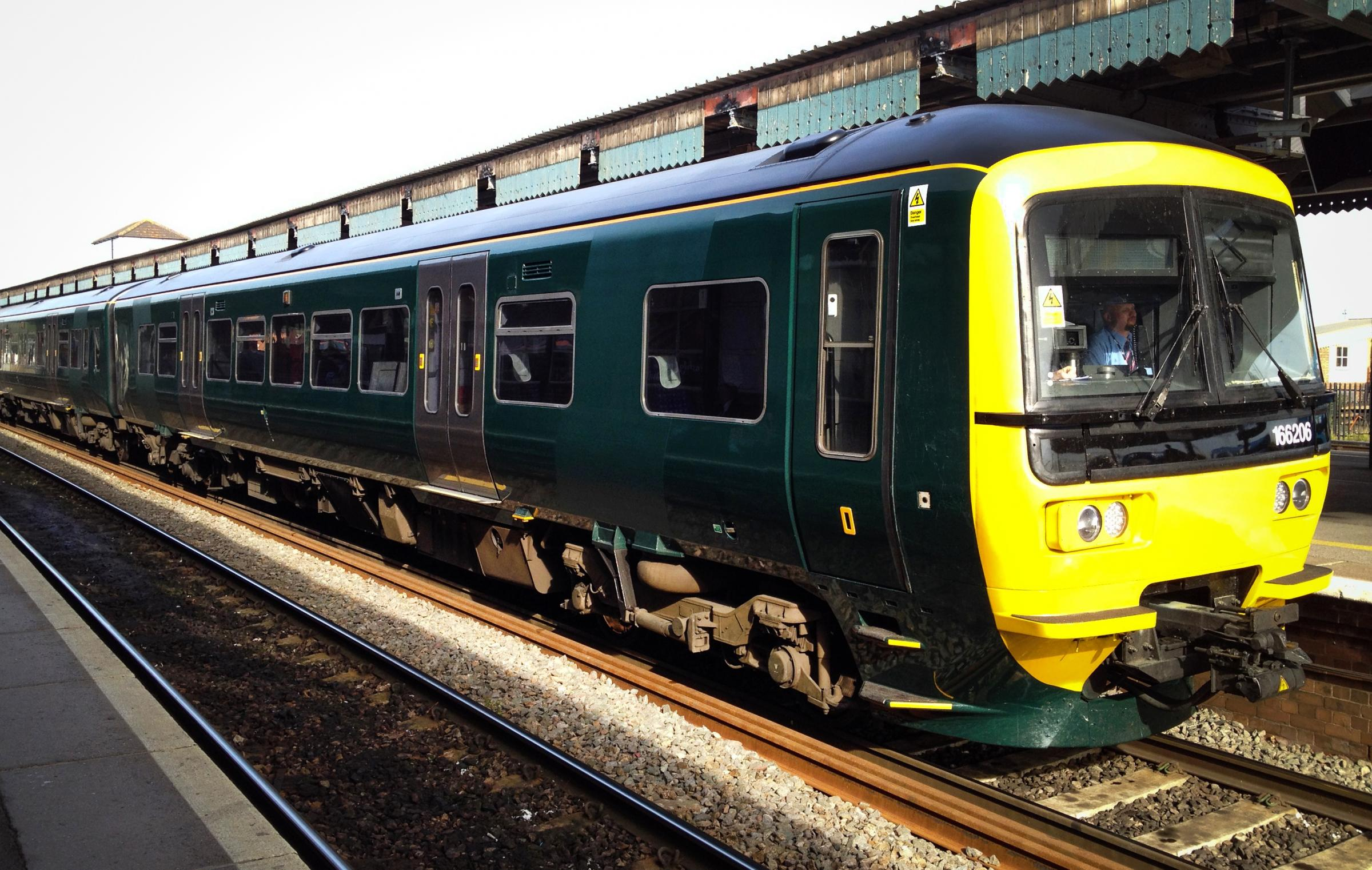 PROBLEMS: Great Western Railway services are working to a revised timetable today