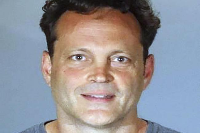 Vince Vaughn held on suspicion of drink-driving and