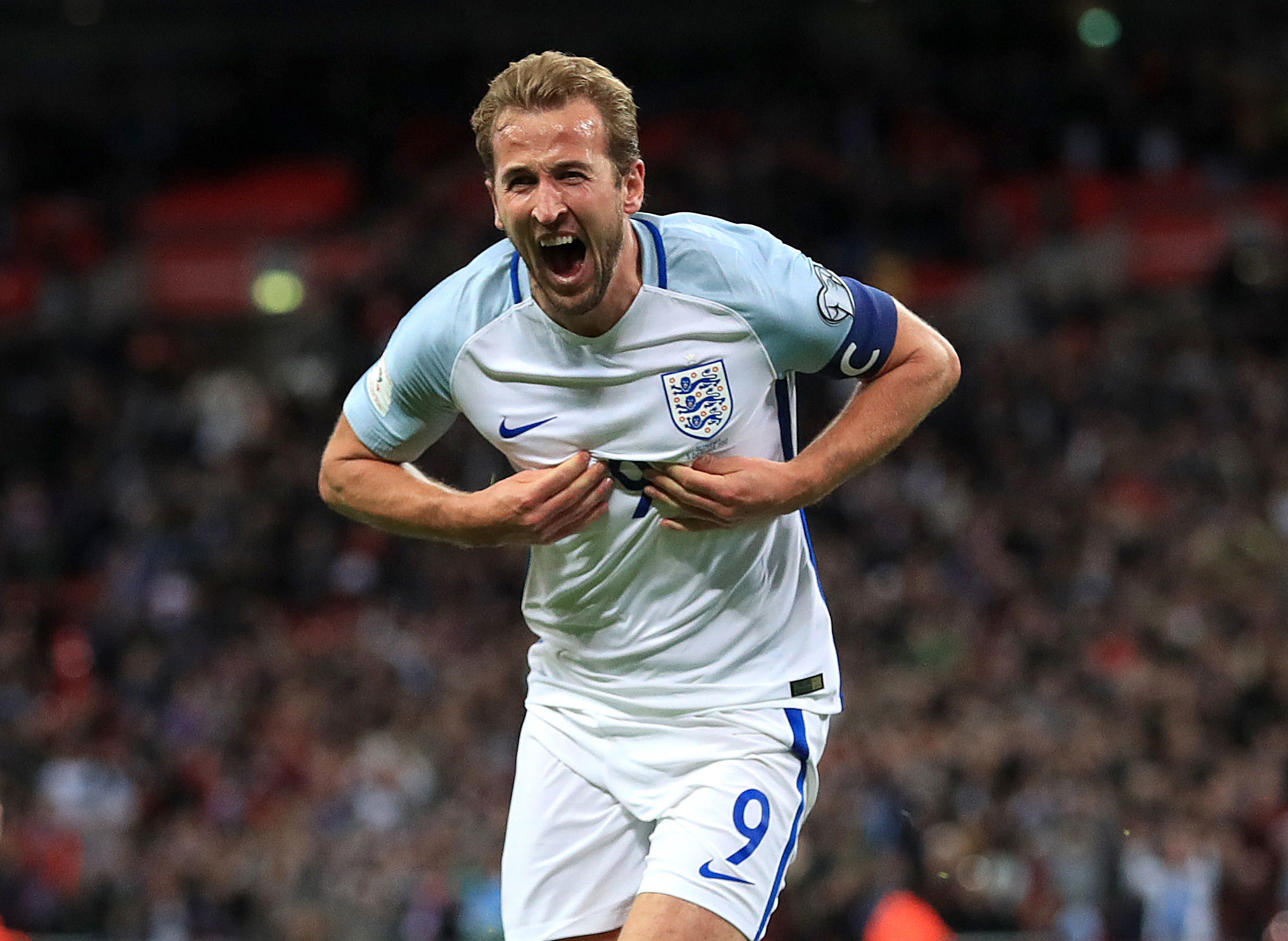 KEY MAN: England skipper Harry Kane is one to watch at the 2018 World Cup. Pic: PA Wire