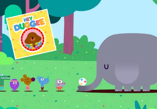 'KICK, KICK, KICK': Cbeebies have come up with their own World Cup song