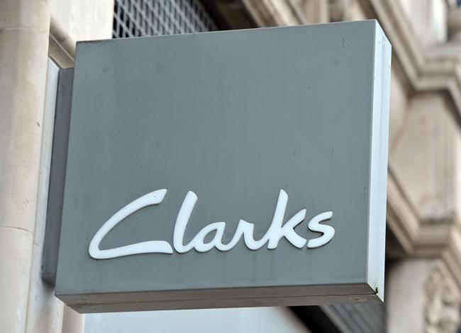 'FAMILY OWNED': Clarks is based in Street. PICTURE: Nick Ansell/PA Wire
