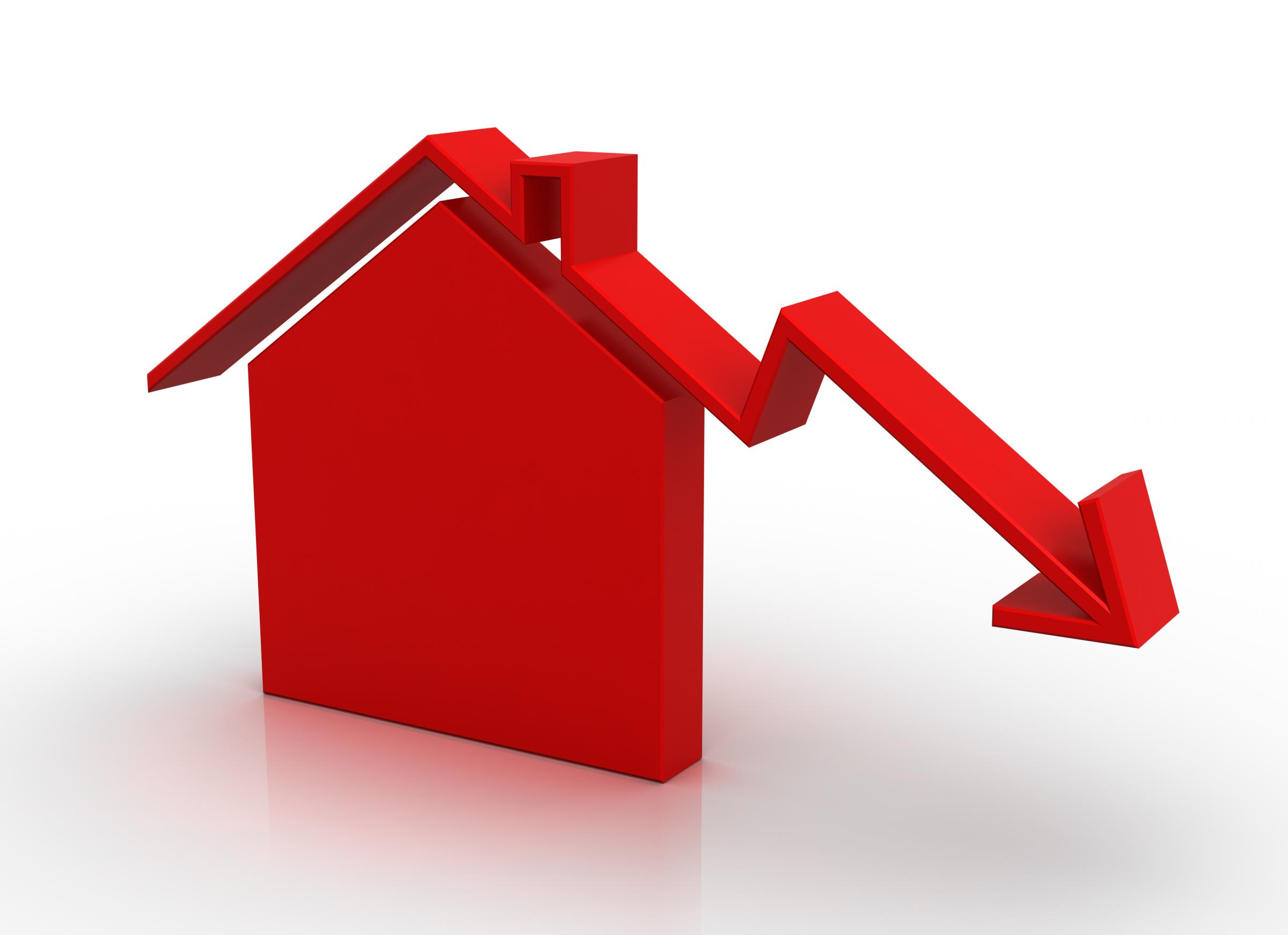 Property price-growth slump