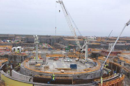 Cost of Hinkley C to rise by up to £2.9bn