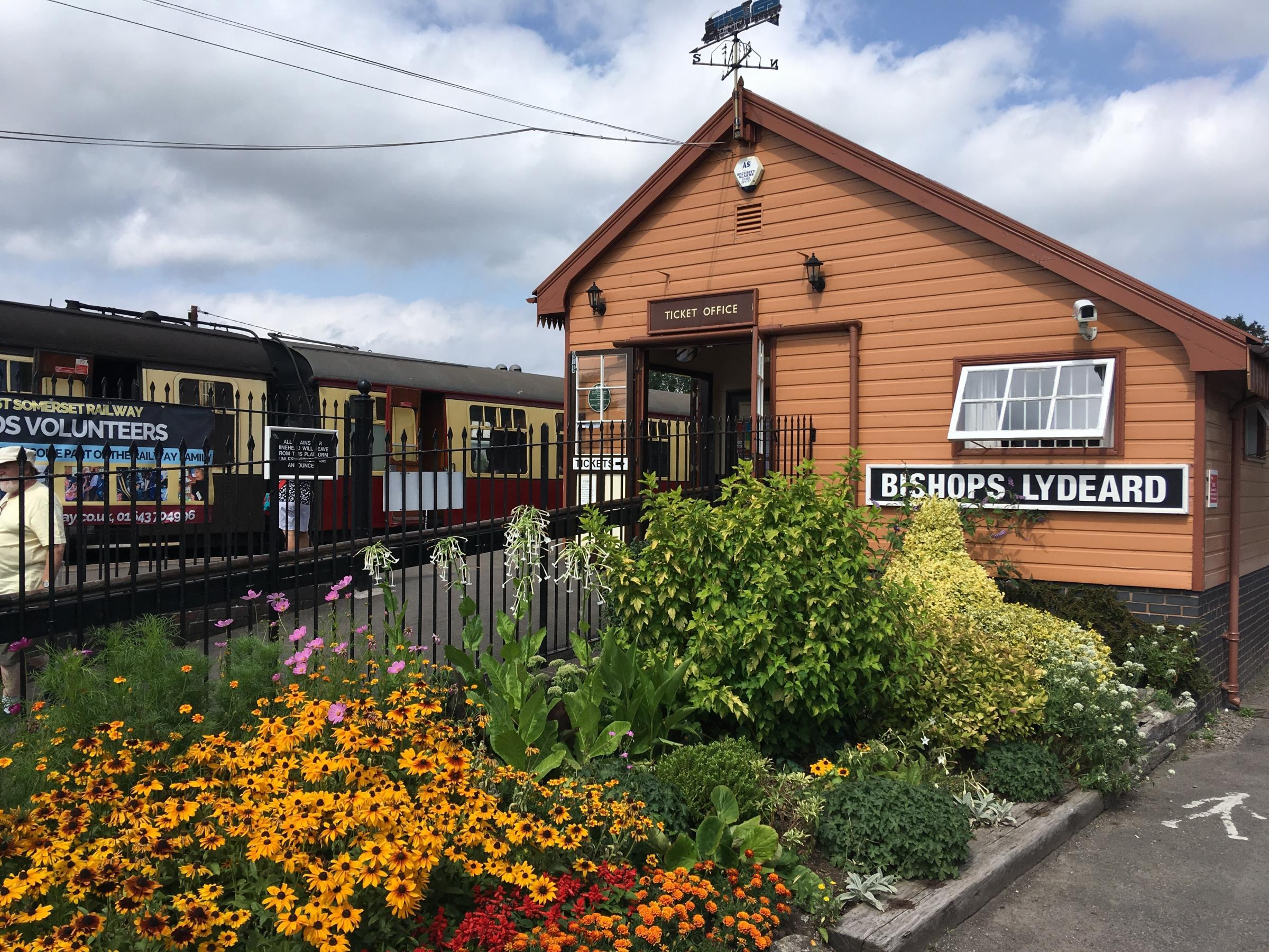 NEW PLANS: Bishops Lydeard station. Picture: Daniel Mumby