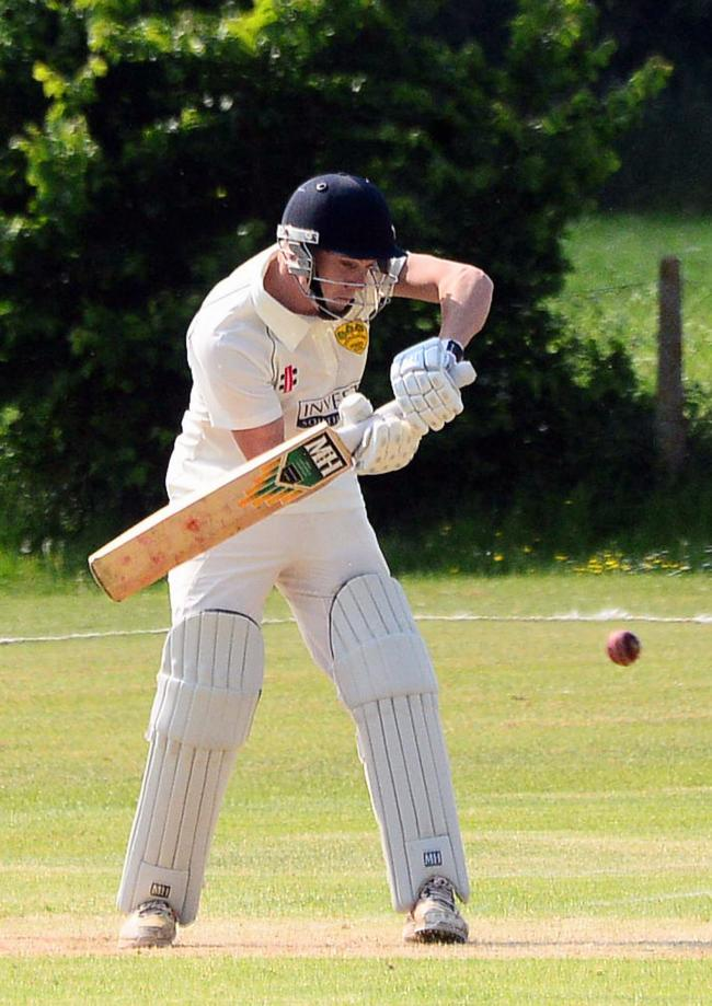 DOWN AND OUT: Staplegrove's defeat on Saturday confirmed their relegation from WEPL Somerset.