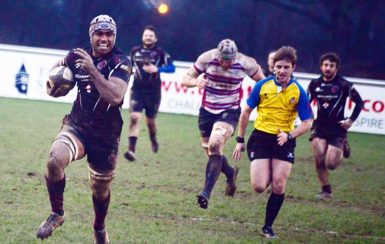 RUGBY: Taunton Titans eke out win over Old Albanian