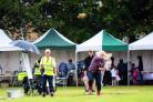 CHAMPIONSHIPS: The boot throwing event taking place last year