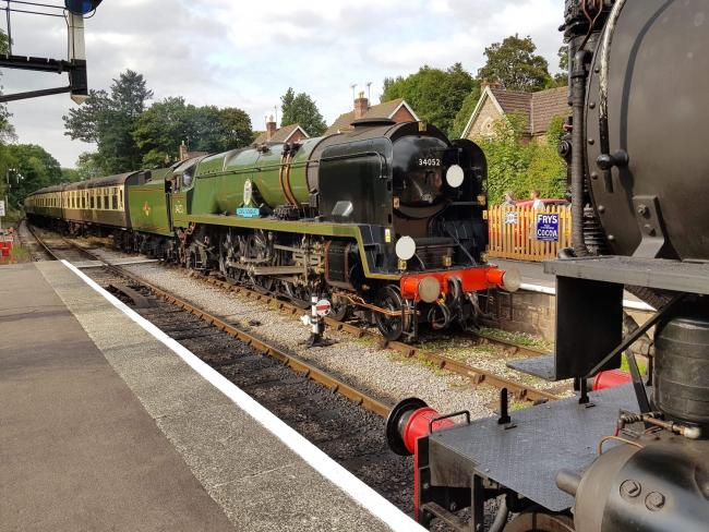 Increase of riders using West Somerset Railway | Somerset