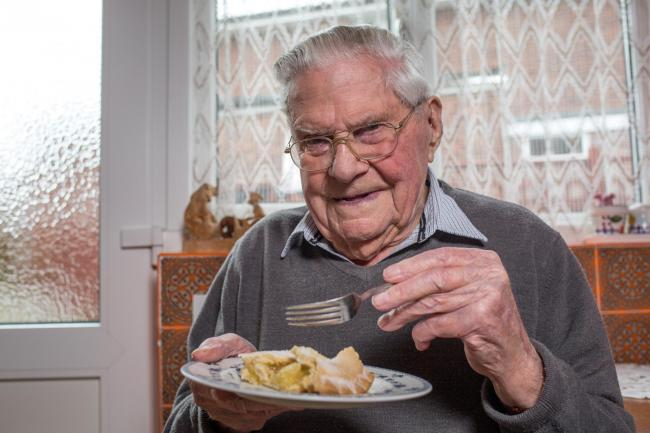 SWEET TOOTH: Lesley Hayman a 100 year-old four generation baker, Ilminster