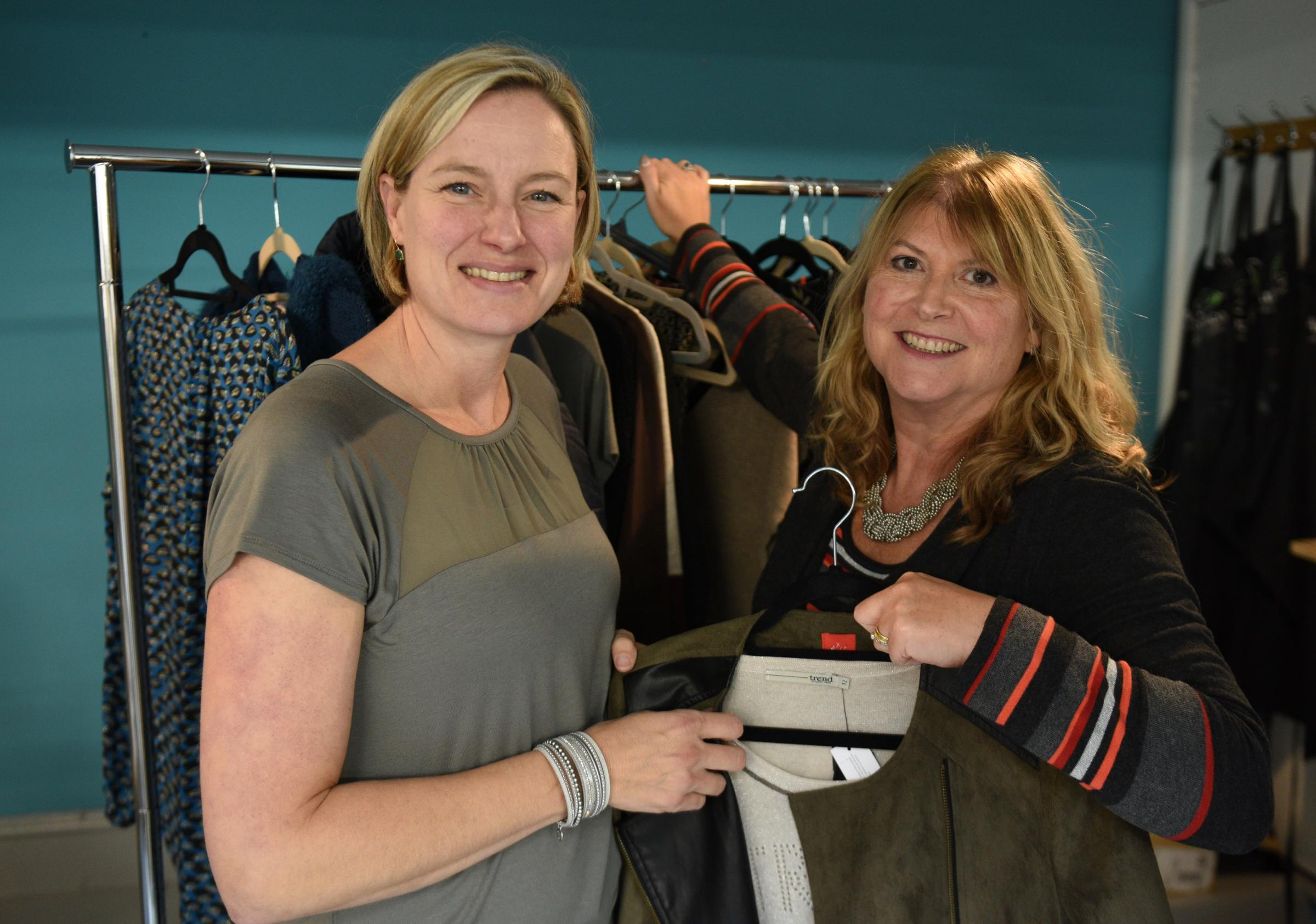 Fashion pop-up shop at The Emporium Somerset