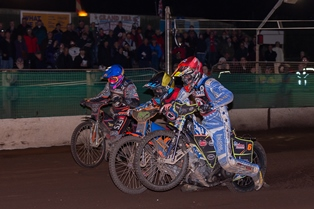 LEAD: Somerset Rebels will take a small lead to Poole. Pic: Colin Burnett