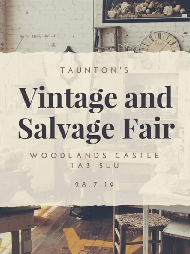 Taunton's Vintage and Salvage Fair