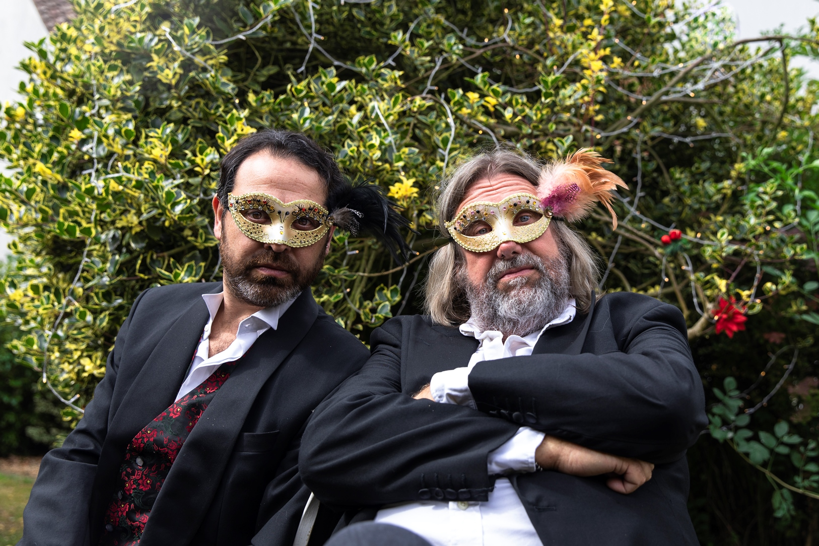 Belshazzar's Feast 'Two Wise Men' Tour at Halsway Manor