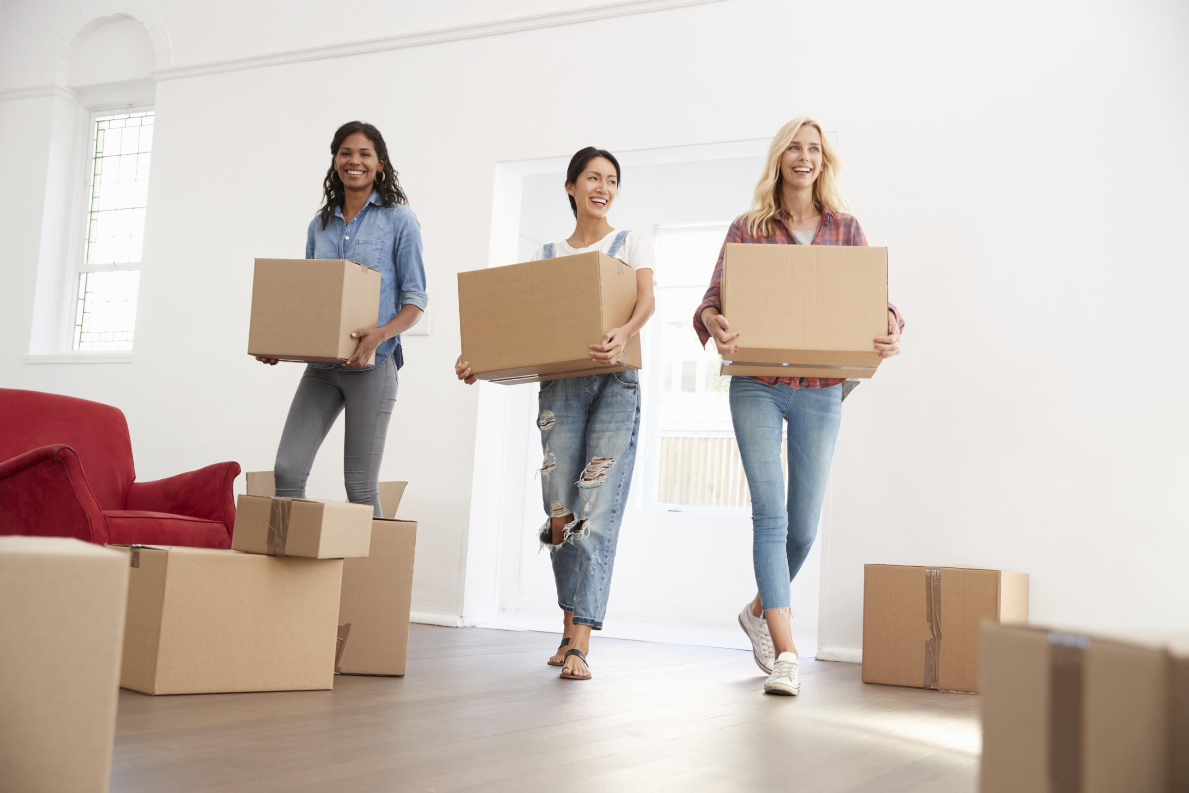 NEW HOME: First time buyer figures on the rise