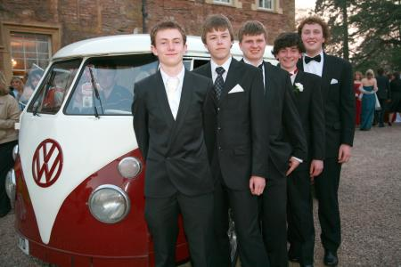 Photos from the Heathfield Community School Prom 2009. Photos: Mark Hall Photography