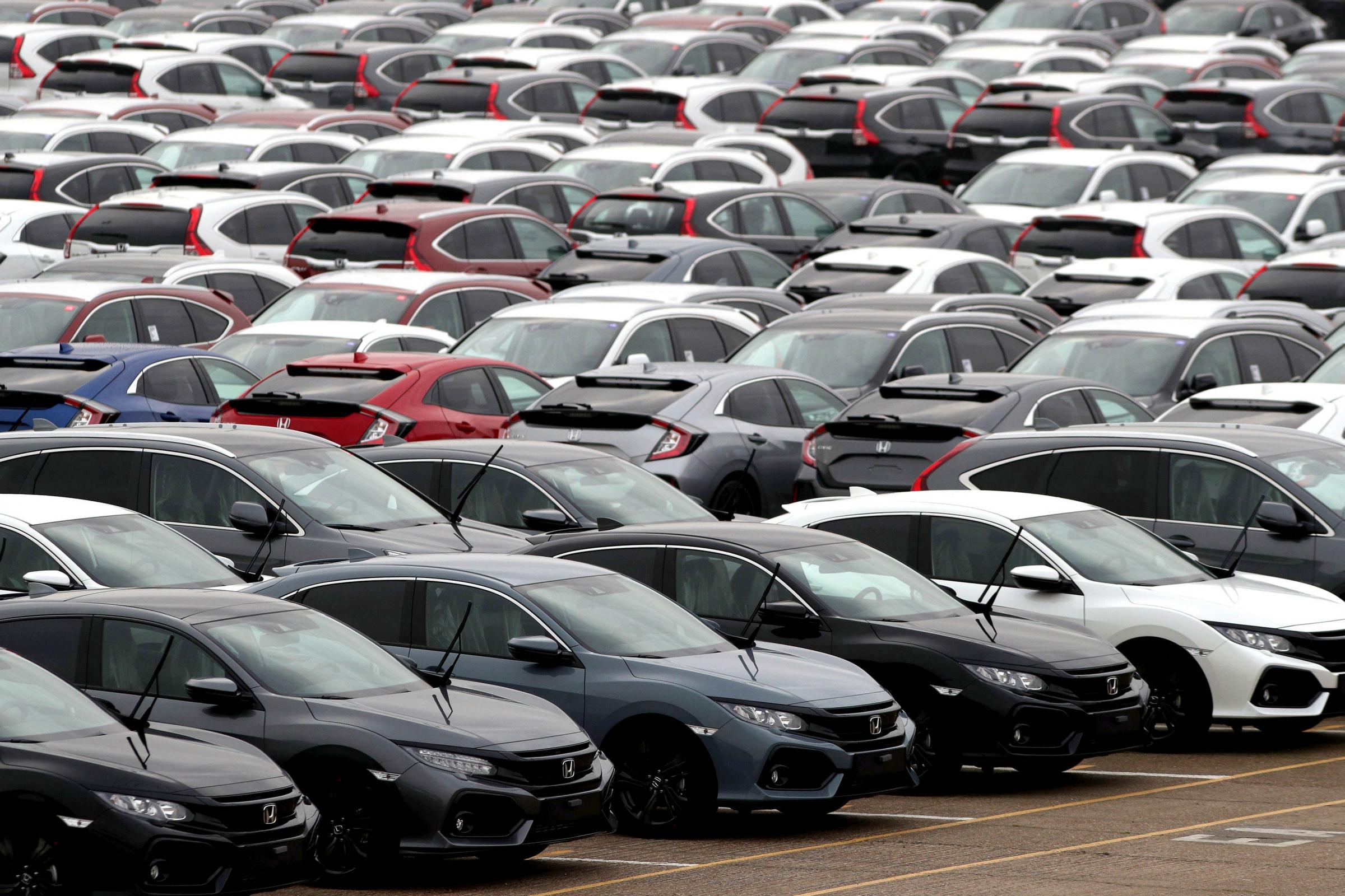 Motability accounts for about 10% of all new cars bought in the UK (Andrew Matthews/PA)