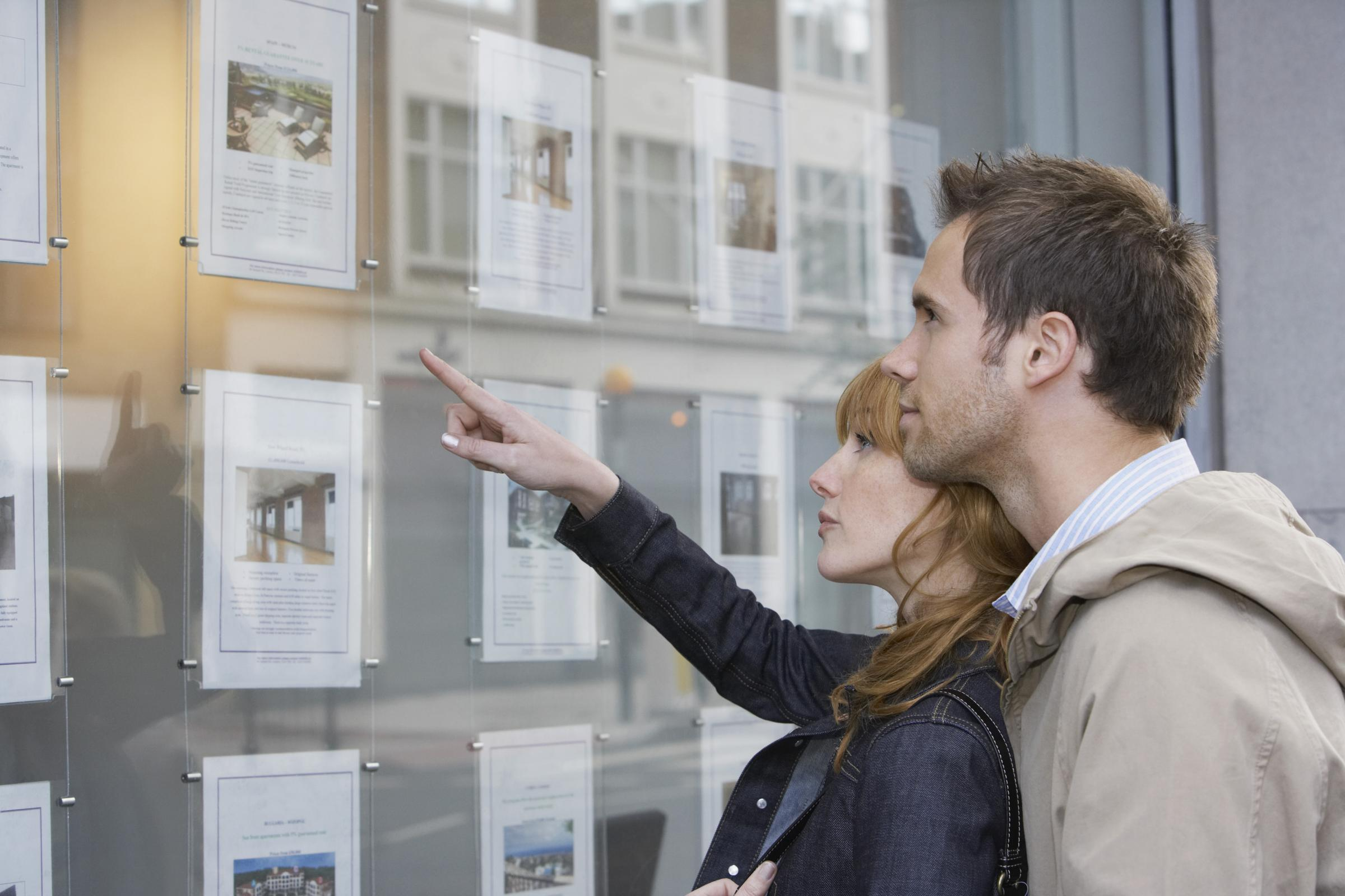 BUYING: First-time buyers on the rise
