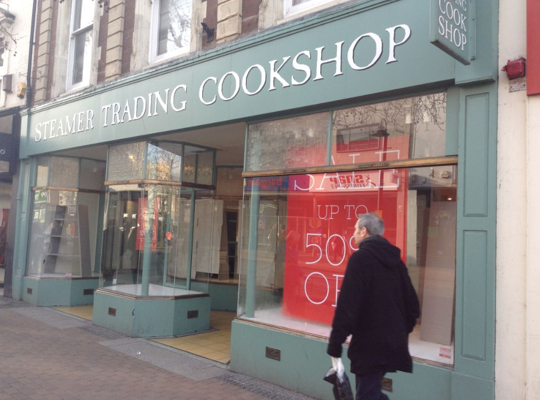 CLOSED: Steamer Trading Cookshop