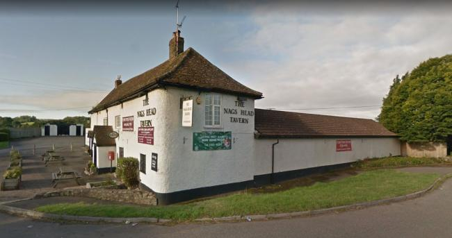 CLOSED: The Nag's Head Tavern