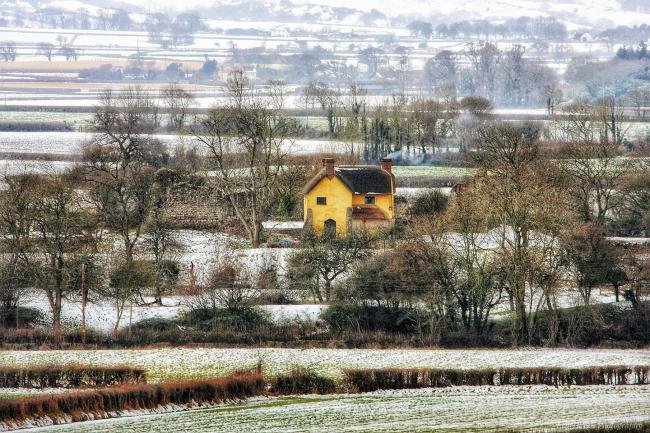 LAST YEAR: Stogursey Castle in March last year. PICTURE: Eric Harris/Somerset Camera Club
