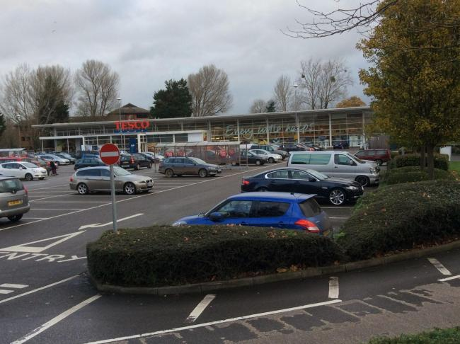 CHANGES: At Tesco stores across the country