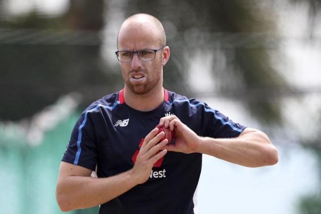 MATCH-WINNER: Somerset and England spin bowler Jack Leach (pic: PA Wire)