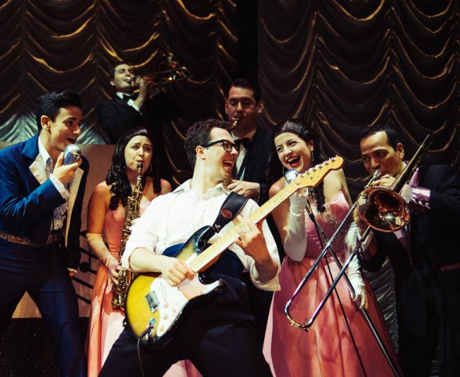 SHOW: Buddy Holly coming to Somerset in 2020