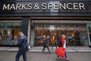 DELIVERY PLAN?: Marks & Spencer could be set to sign a new deal which would it making home deliveries