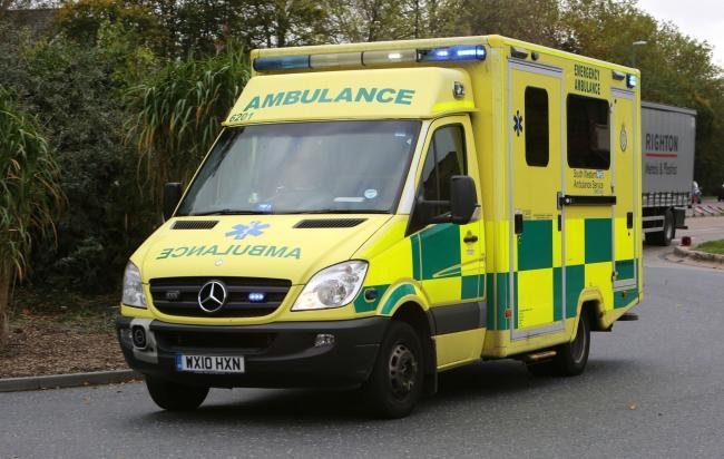 BUSY EASTER: Ambulances are expected to be busy over Easter