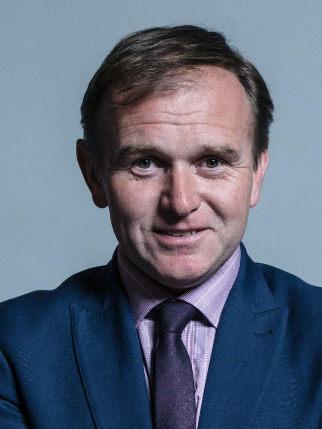 George Eustice. Picture: Chris McAndrew