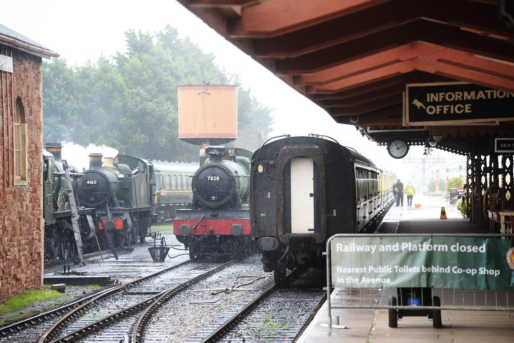 West Somerset Railway hits back in war of words with MP over