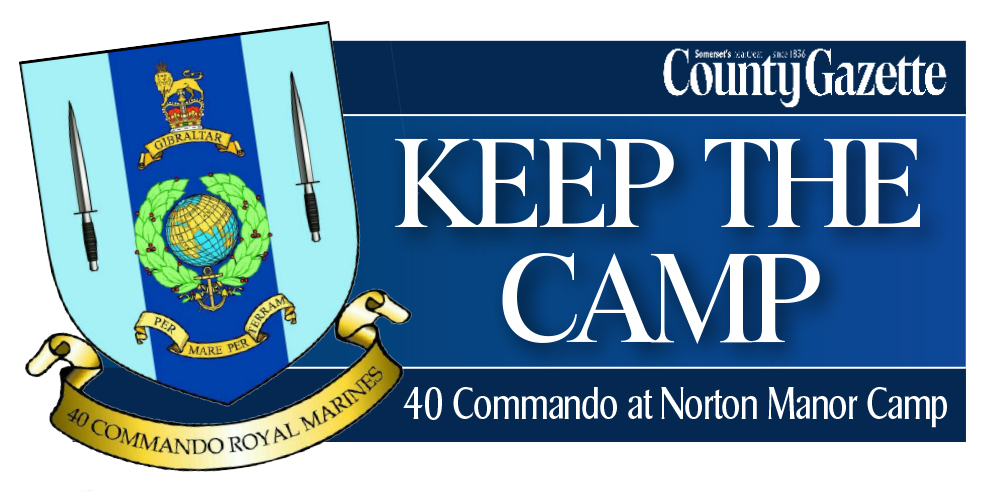 CAMPAIGN: Your County Gazette called for the camp to be saved