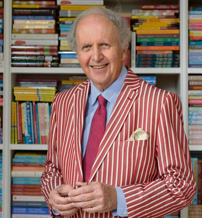 AUTHOR: Join Alexander McCall at Brendon Books