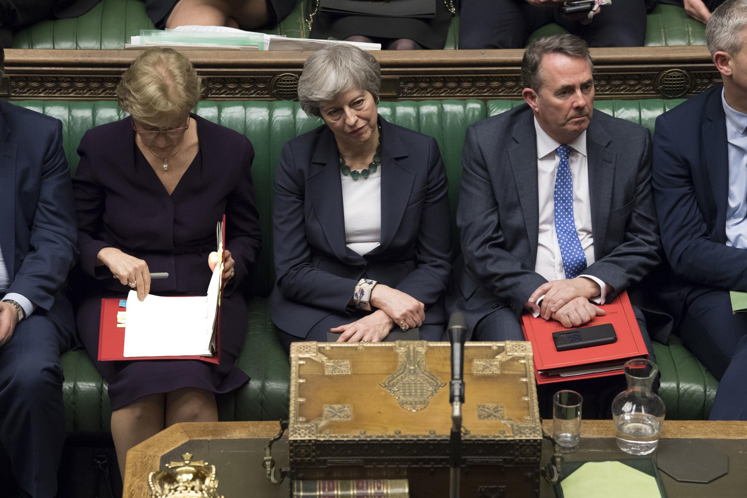 'TRAITOROUS MUPPETS': MPs have been strongly criticised by one letter writer... PICTURE: UK Parliament/Mark Duffy/PA Wire